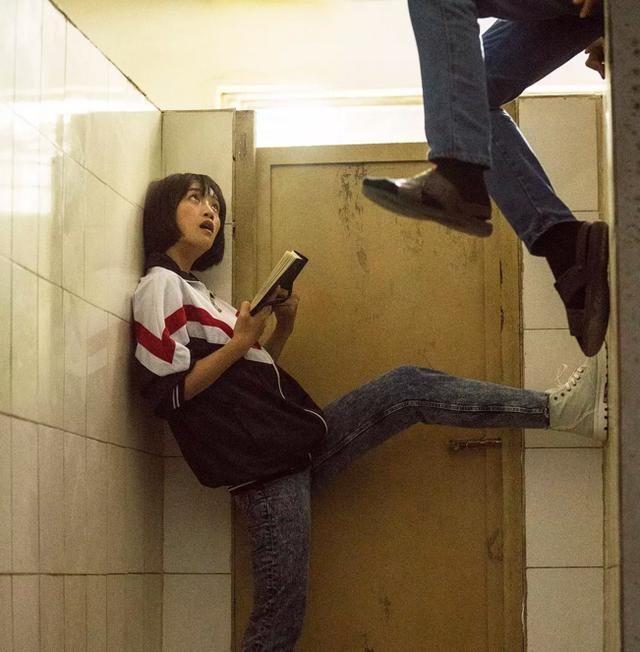 藍盈瑩在這部片子是真是野蠻女友一樣的存在啊圖片