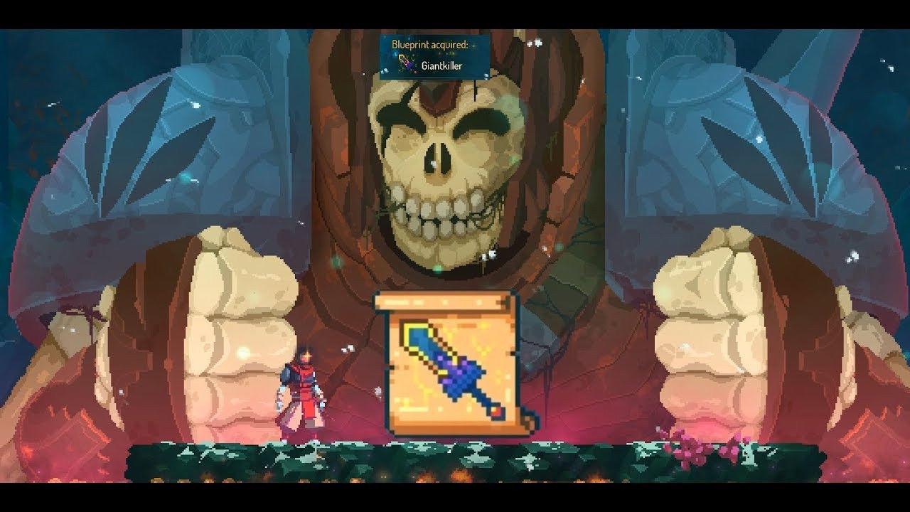 """《死亡细胞》新DLC""""巨人的崛起""""明日发布为了回馈玩家完全免费"""