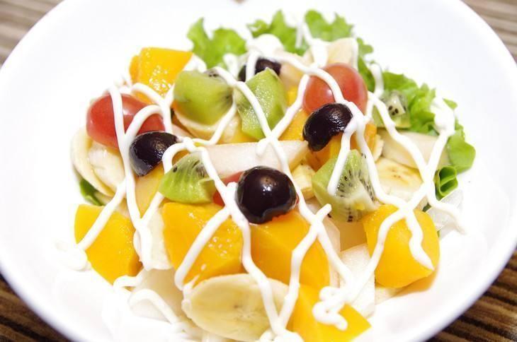 水果沙拉的做法大全 教你做4种营养水果沙拉