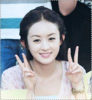赵丽颖最美造型,不是楚乔,不是盛明兰,而是敢爱敢恨的她!
