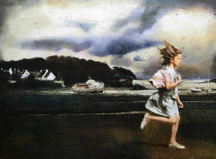 你的失落的记忆:感性和梦幻的绘画