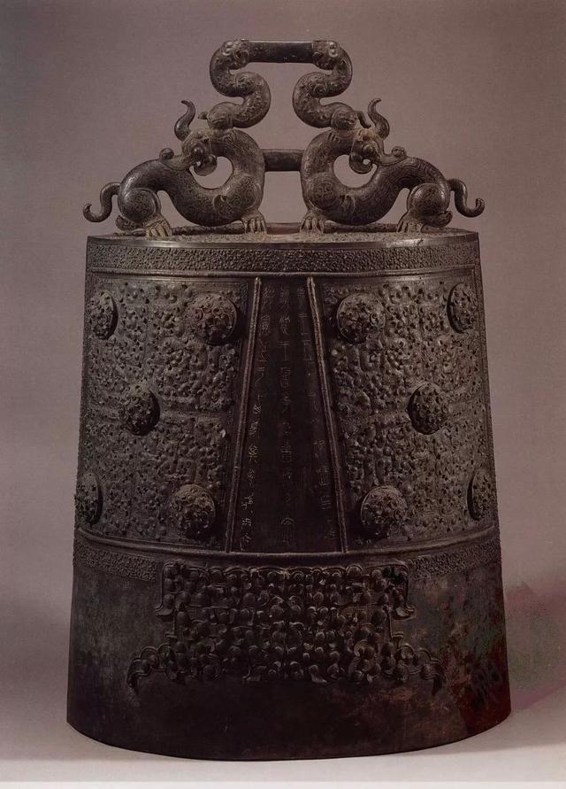 曾侯乙编钟,这件在湖北发现的青铜重器,几千年后居然还能敲响