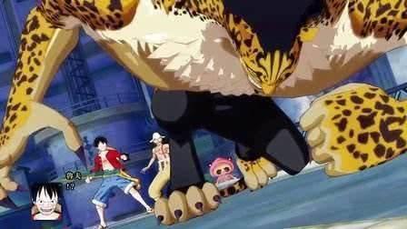 海贼王:史上最强的5位动物系人物,德雷克第三,第一能吊打四皇