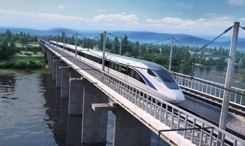 山西将修建一条新高铁,总投资340亿,这两座城市有福气了山西城市