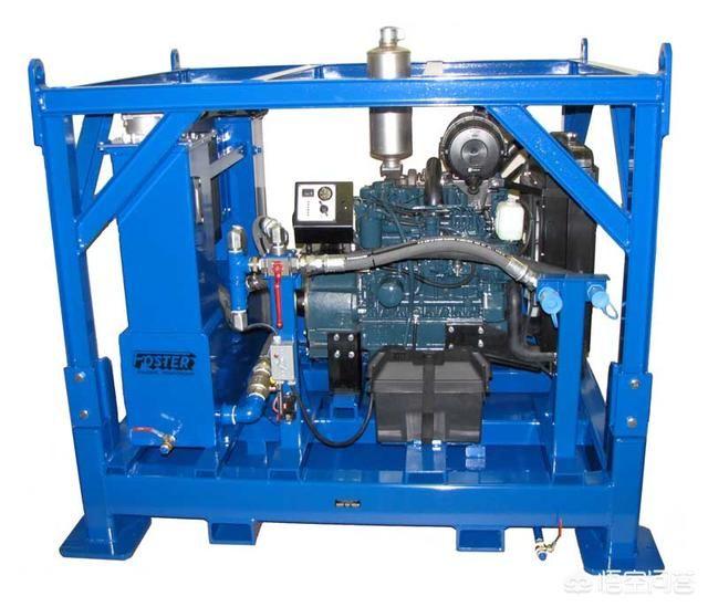 液压系统调试之前,为什么要让液压泵站先空载循环一段图片