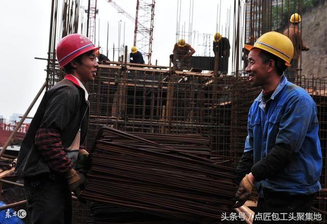 建筑行业农民工就业形势将发生剧变,四点因素咱们打工者不可不知