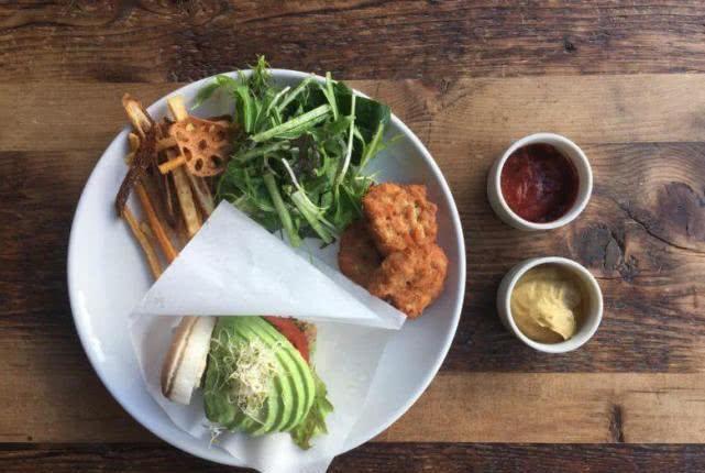 """食物新""""面""""貌,无麸质面食与汉堡挑战健康时代!"""