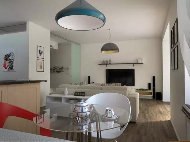 ��X_枛50平独身公寓装修结果图简略的布局舒服的南京装潢设