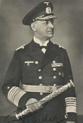 二战德国海军军衔