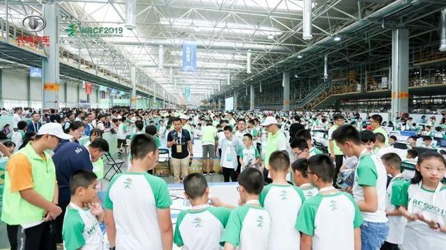 2019世界机器人大赛总决赛开幕,这家中国车企是最大亮点