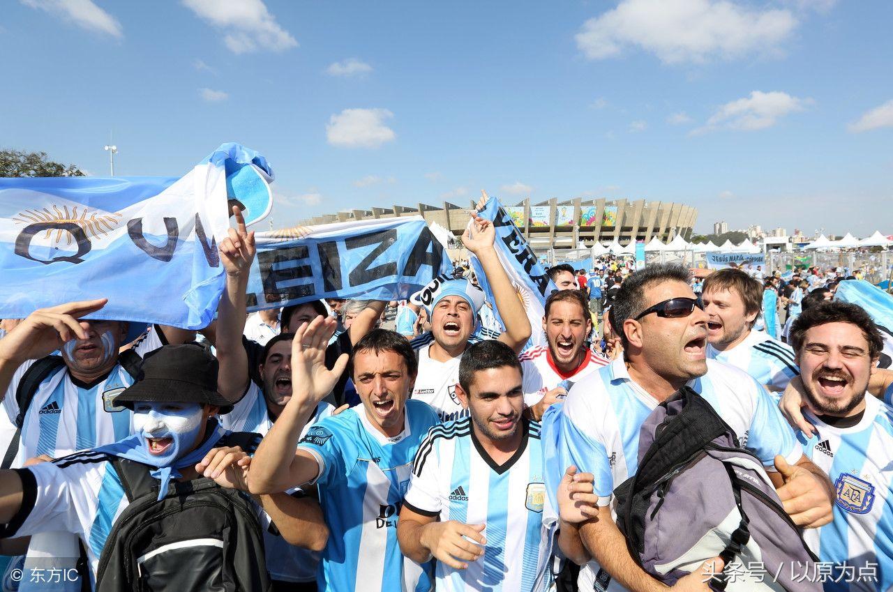 惨案!克罗地亚3-0阿根廷,梅西无力回天,出线形