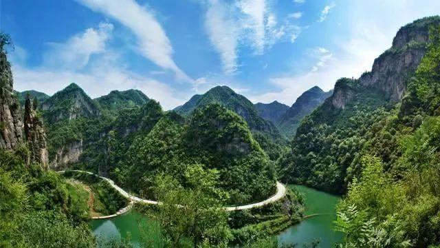 自驾路线:从鹤壁市黄河路往西,走s302,在s302与将军泉和中柴厂村之间