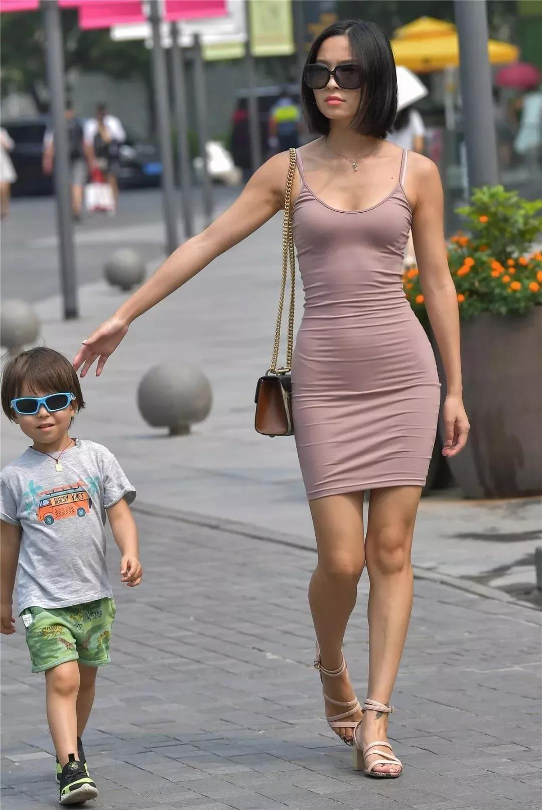 显身材又时尚的辣妈 - 从头再来 - 至卓飞高