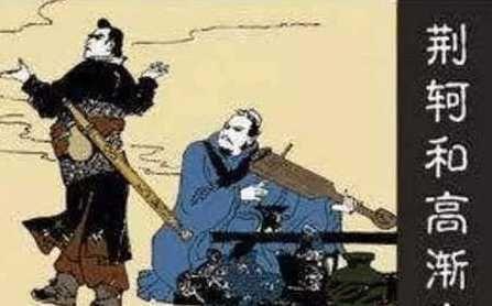 他是战国的天才乐师,荆轲的兄弟,为报仇不惜自