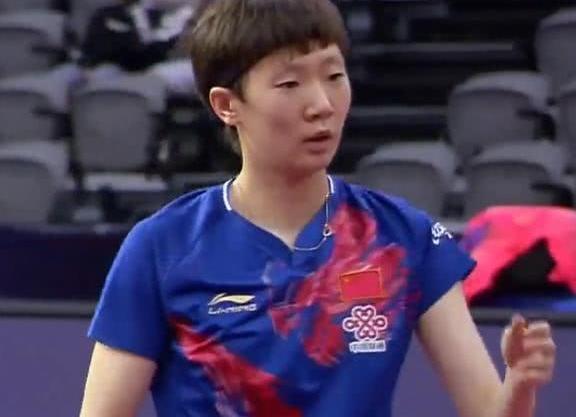 乒乓球卡塔尔赛:国乒王曼昱胜丁宁、刘诗雯胜