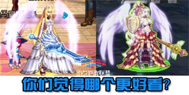 dnf玩家投票:帕拉丁成为最受欢迎的女神?装扮颜值秒杀