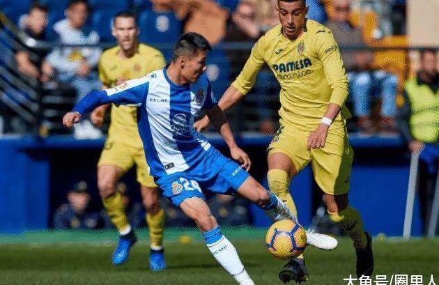 武磊在西甲有能力进更多球,带领西班牙人创造欧联杯奇迹!
