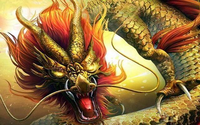 传说黄帝 炎帝是龙的化身,所以我们是 龙的传人