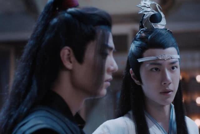 陈情令:江澄得知魏无羡将金丹给了自己,蓝忘机再也忍不住哭了