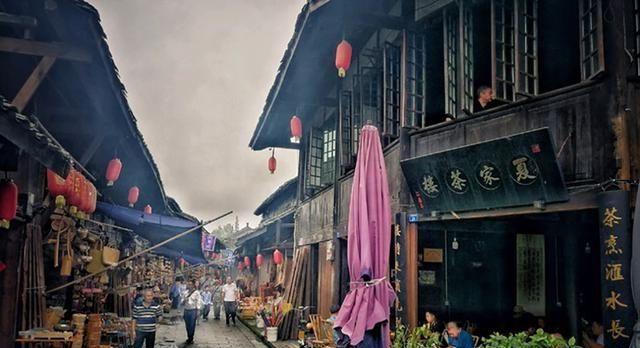 """成都周边的千年古镇,不仅被誉为""""小成都"""",更是免费的4A级景区"""