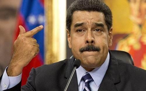 美制裁委内瑞拉石油公司马杜罗称将以法律手段还击