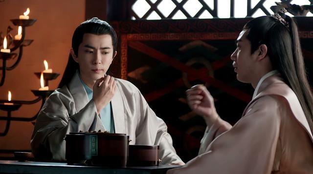 三生三世中的六个吃货,阿离可爱凤九实在,隐藏最深的是他