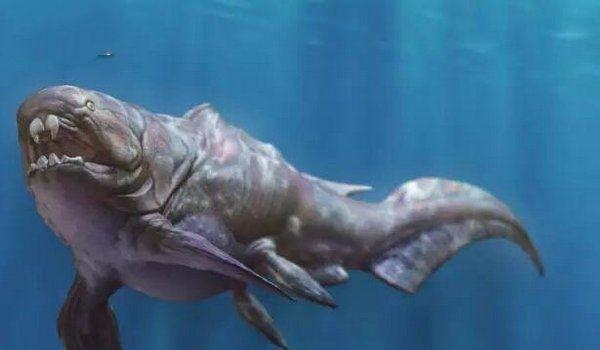 泥盆纪10大最恐怖的生物,第一地球史上最凶猛,第六现在还存活着