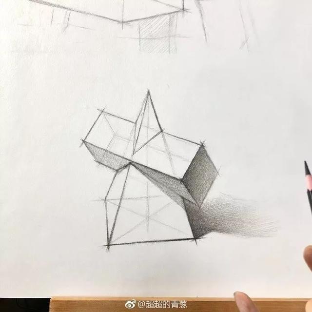 必须把几何结构,透视练到滚瓜烂熟