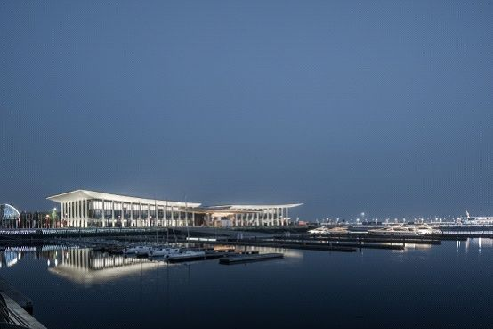 上合组织青岛峰会主会场设计出自华南理工大学何镜堂院士团队