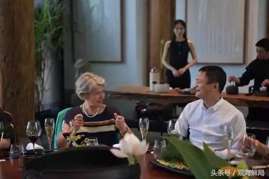 """那些年,马云的""""饭局"""""""