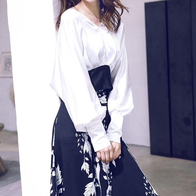 时尚裙子设计平面图