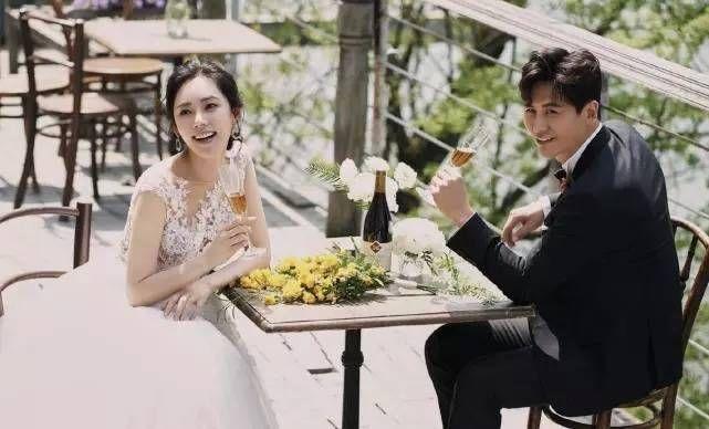秋瓷炫婚纱照曝光 秋瓷炫与于晓关结婚照
