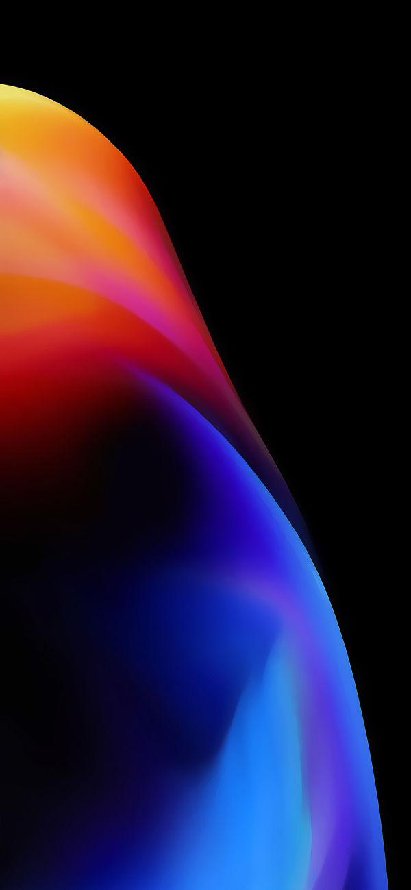 紅色版蘋果iphone 8/8 plus高清壁紙下載