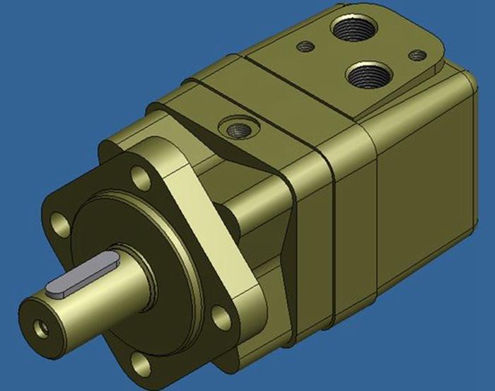 涨知识,你知道液压泵和液压马达是情侣吗?它们的区别又是什么?图片