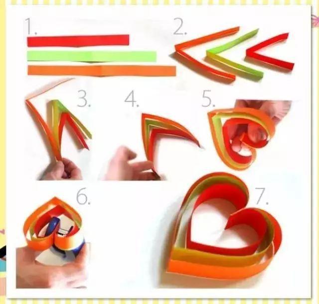 幼儿园简单又可爱的手工制作,孩子超级喜欢哦!