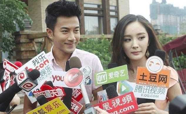 杨幂刘恺威时隔五年再合体, 网友: 等拍完电视剧