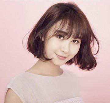 11款女生好看的有层次的短直发发型!图片