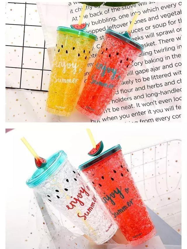 分为 玻璃杯,塑料杯和保温杯三个系列,需要的小可爱根据需求选择喔!