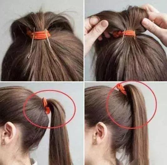 不要再提丸子头,我们懒人就喜欢这种发型