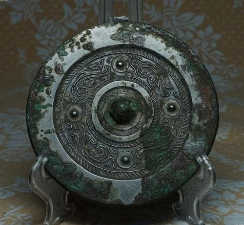 日本出土中国青铜镜,经鉴定是汉代文物,韩国网