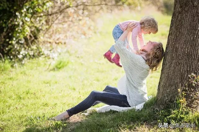妈妈越自私,孩子越幸福