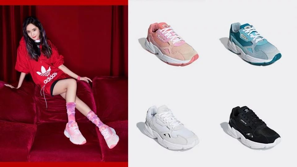 好鞋推荐:Adidas Originals「复古玫瑰粉、全白Magmur老爹鞋」