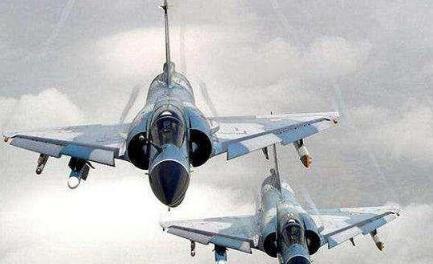 印度幻影2000战机对巴铁空袭时,为什么巴铁的