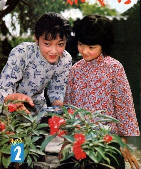 张闽:《城南旧事》的疯女人,父亲是《今天我