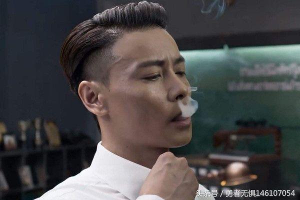 中国功夫明星颜值排行,吴京垫底,张晋只能第二图片