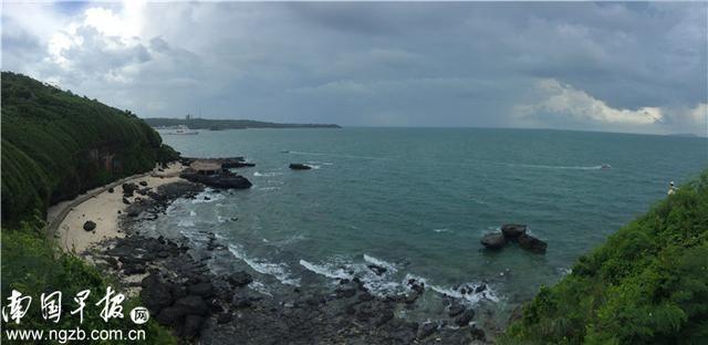 涠洲岛:保护生态 打造中国十大美丽海岛