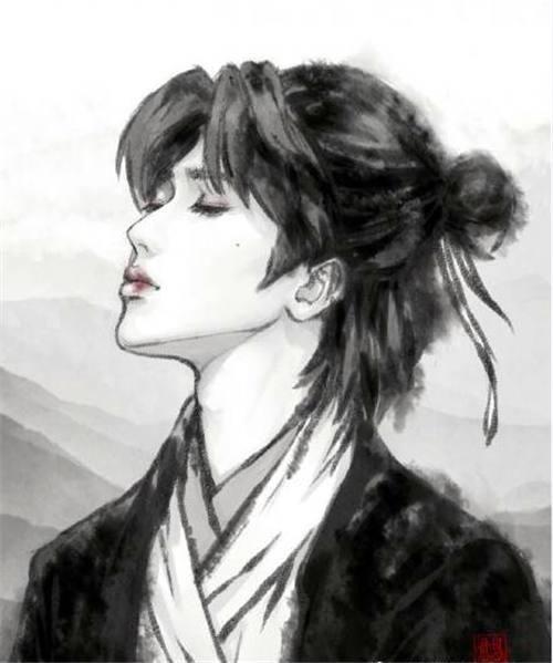 "npc古装漫画,范丞丞""仙气十足"",蔡徐坤最有气质,朱正廷最美"