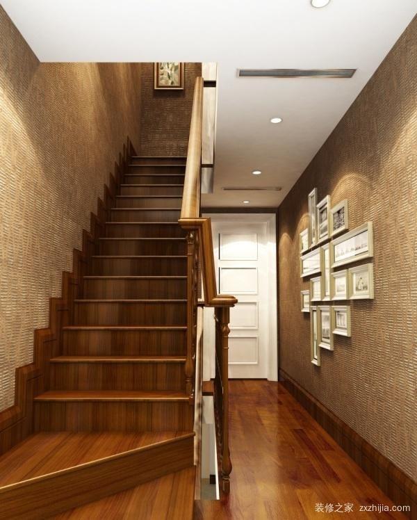 阁楼楼梯装修设计效果图四 阁楼楼梯装修设计效果图五 阁楼楼梯装修
