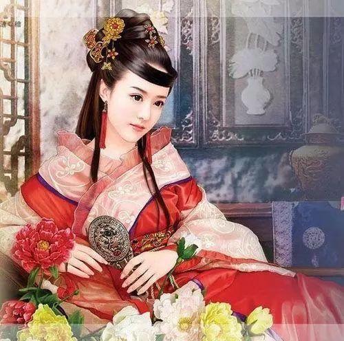 中国历史上18位奇珍美女,谁人能敌?