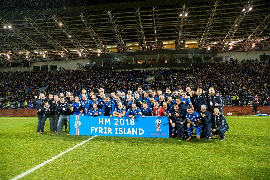 神话继续!冰岛进世界杯创造历史 球迷玩嗨了